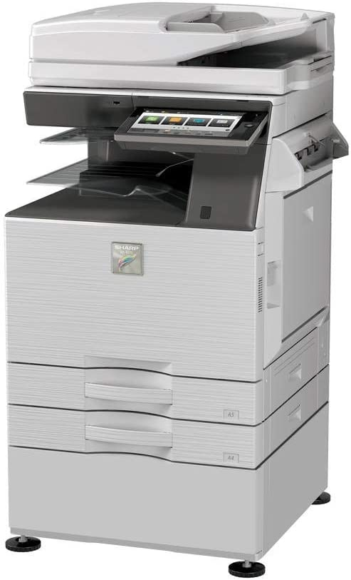 Used Sharp MX-3050N Color MFP All-in-One Laser Printer Copier Scanner 30 PPM A3 (Renewed)