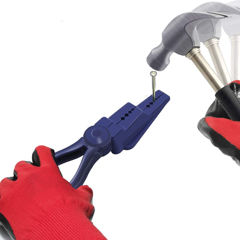 Plastic Safety Nailer Guide Hand Protector Guard for Woodworking Tools NEW
