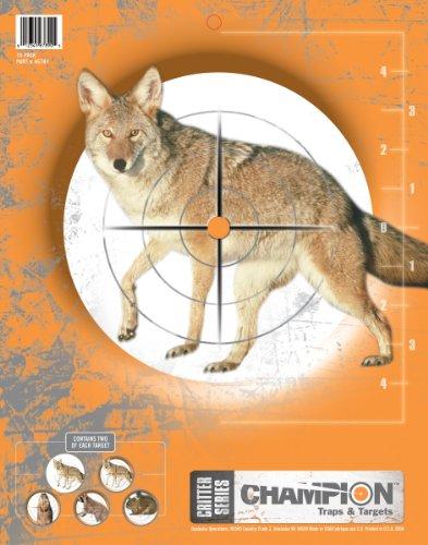 Critter Series Targets, 11x14  - 10pk - Paper Animal Targets