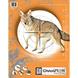 """Champion 45781 Critter Series Targets, 11"""" x 14"""", Pack of 10"""