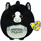 Ty Beanie Ballz San Antonio Spurs - NBA Ballz