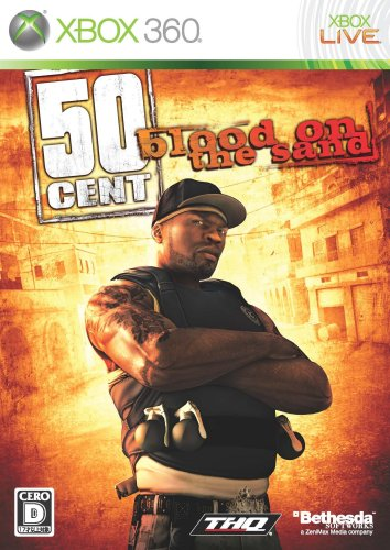 50Cent:Blood on the Sand