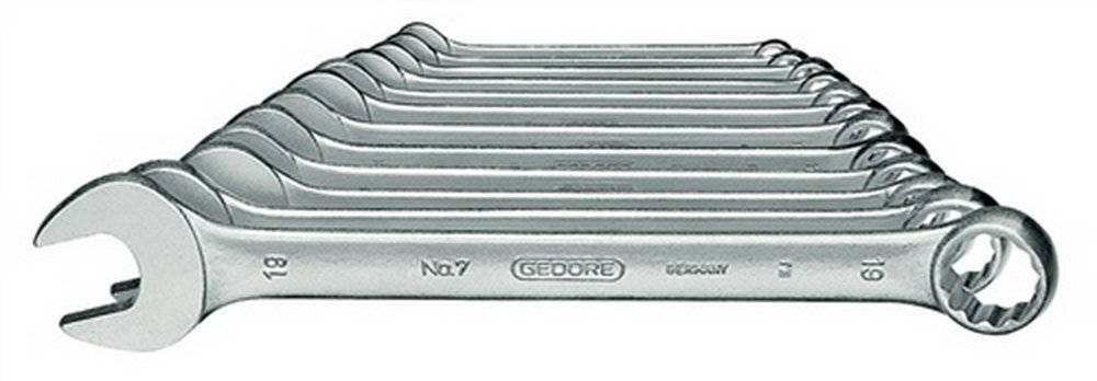 Ringmaulschlüsselsatz SW10mm-32mm UD-Profil 12tlg. Chrom CV. 7-012 DIN3113 FormA B00VWMAJ7O | Online Shop Europe