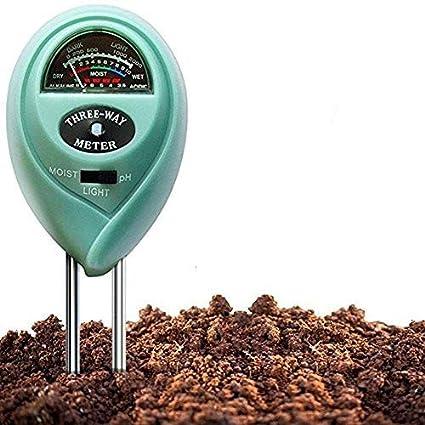 Review zhongling Soil Tester Meter,
