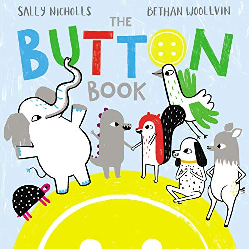 The Button Book (Don T Press The Red Button 5)