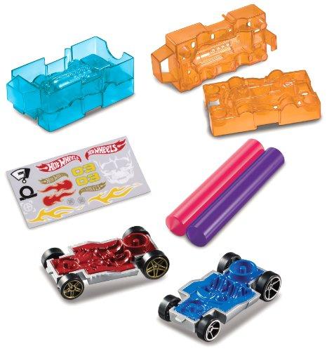 Hot Wheels Car Maker Custom Cruisers Accessory Mold Pack (Car Maker)