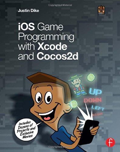 iOS Game Programming Xcode Cocos2d product image