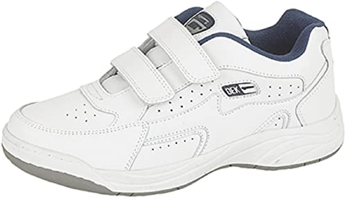 Dek Mens Orleans Wide Trainers Touch