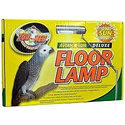 Zoo Med AvianSun Deluxe Floor Lamp(Bulb not Included)