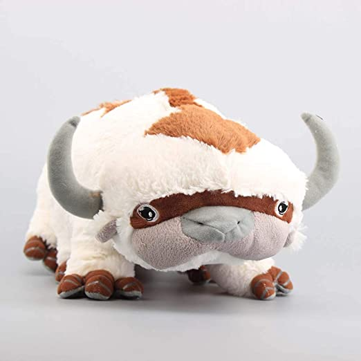 LevinArt Avatar Last Airbender Appa Plush Toy Soft Stuffed Animals Cattle  and Bat Doll Children Toys, Toys & Games - Amazon Canada