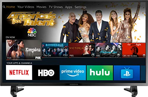 - Insignia NS-39DF510NA19 39-inch 1080p Full HD Smart LED TV- Fire TV Edition