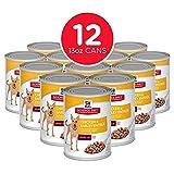 Hill'S Science Diet Adult Wet Dog Food, Chicken & Barley Entrée Canned Dog Food, 13 Oz, 12 Pack
