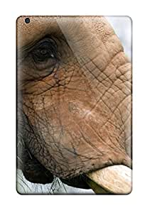ZippyDoritEduard Scratch-free Phone Case For Ipad Mini/mini 2- Retail Packaging - Elephant