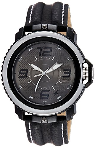Fastrack Analog Grey Dial Men's Watch 38017PL01
