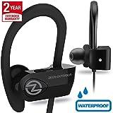 Image of Wireless Bluetooth Headphones ZEUS OUTDOOR (Improved model 2017) Waterproof IPx7 HD Sound Best Wireless Earbuds Earphones with Microphone Workout Running Sport Headphones