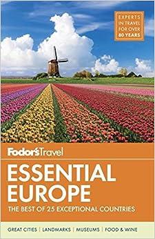 Descargar Libros De (text)o Fodor's Essential Europe Archivos PDF