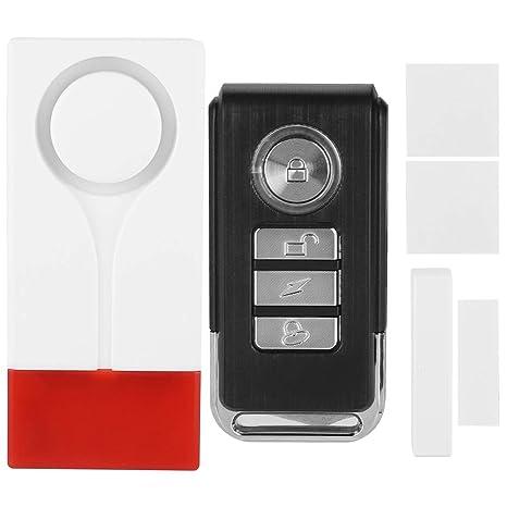 Alarma de Sensor MagnéTico, Alarma de Robo de Puerta ...