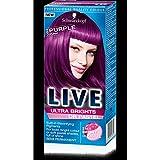 Schwarzkopf X 3VLive Ultra Brights or Pastel - Purple Punk 94 Schwarzkopf