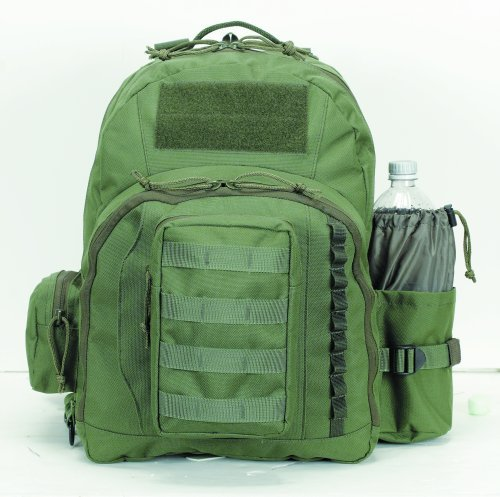 VooDoo Tactical 15-0146004000 Low Drag Pack, OD ()