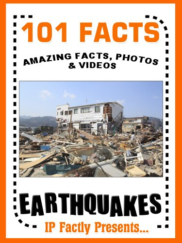101 Facts Earthquakes Earthquake Book For Kids Earth 2