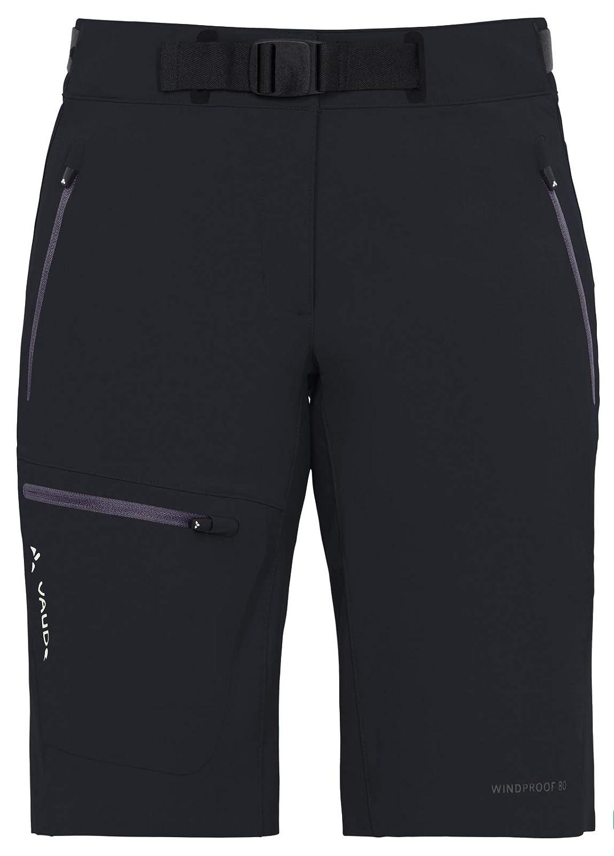 VAUDE Women's badile Shorts - Pantalones de Acampada y Senderismo para Mujer