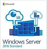 Мíсrоsоft Wíndоws Server 2016 Standard 64Bit English 1 Pack DSP OEI DVD 16 Core Standard Edition