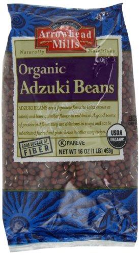 Arrowhead Mills Organic Adzuki Beans, 16 Ounce