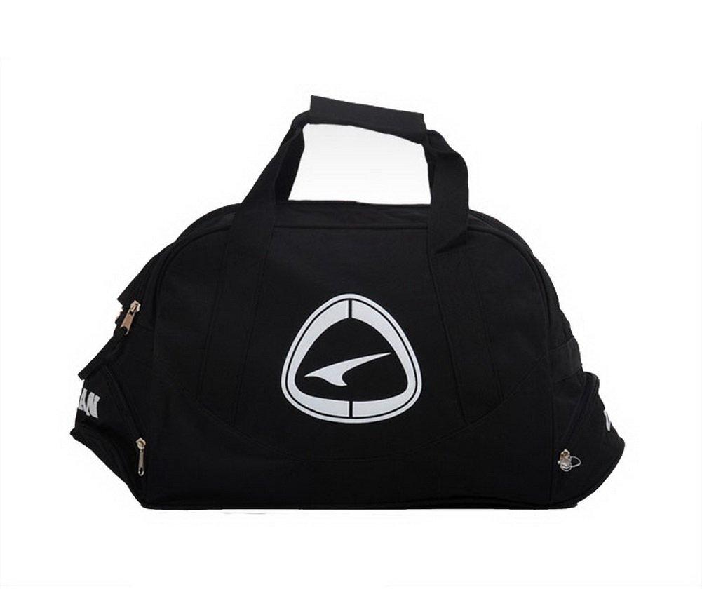 Black Duffle Bag Football Equipment Bag, 19.7'' 19.7'' PANDA SUPERSTORE PS-SPO3410311-EMILY00750