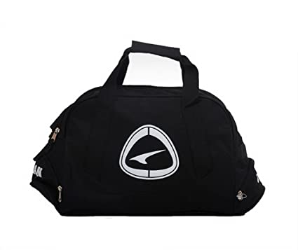 3a56b524d1be Image Unavailable. Image not available for. Color  PANDA SUPERSTORE Black  Duffle Bag Football Equipment ...