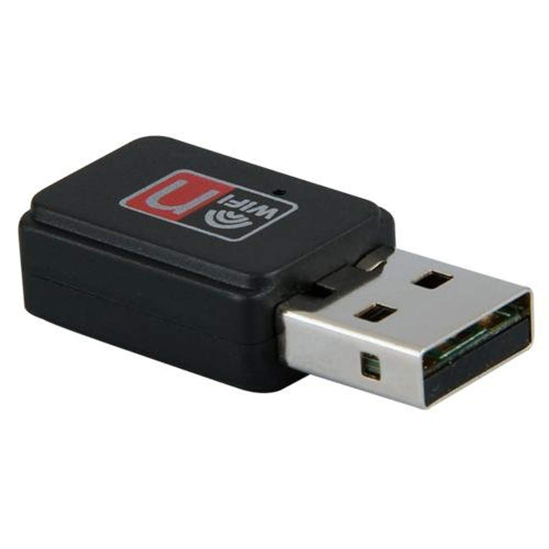 LILIERS Black Mini Dongle 150M 150Mbps USB WiFi Wireless LAN 802.11 N//G//B Adapter