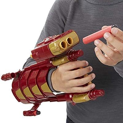 Marvel Captain America: Civil War Slide Blast Armor: Toys & Games