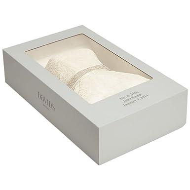 Amazon.com: David\'s Bridal Wedding Gown Preservation Kit Style ...