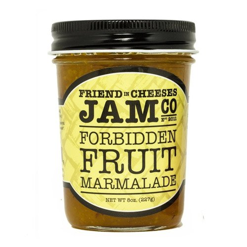 Friend in Cheeses Jam - Forbidden Fruit Marmalade (8 ounce)