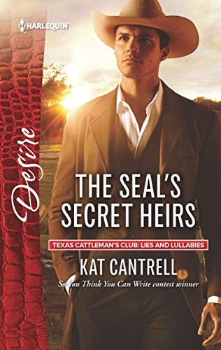 book cover of The SEAL\'s Secret Heirs