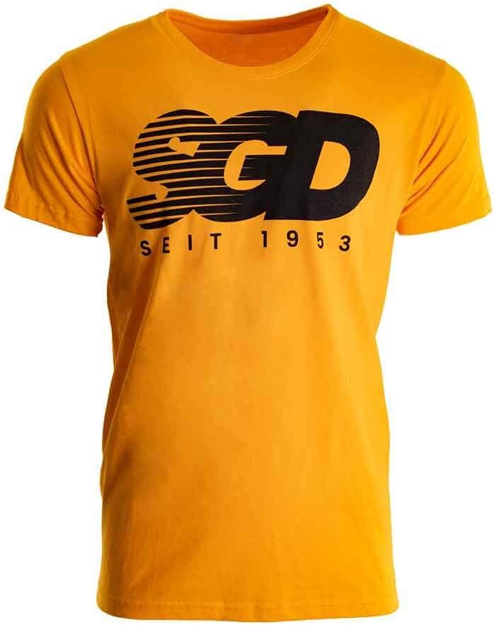 SG Dynamo Dresden T-Shirt SGD seit 1953 gelb