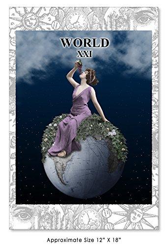 tarot card posters