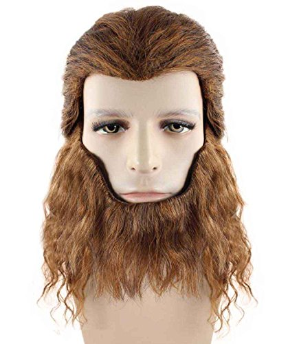 Halloween Party Online Beast Costume Wig for Adult HM-175 -