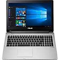 ASUS Transformer Book Flip R55LA 15.6 inch HD Touchscreen Tablet Laptop 2-in-1 Intel Core i7-5500U Processor 12GB Memory 500GB Solid State Drive SSD USB 3.0 HDMI Webcam Bluetooth 4.0 DVD Windows 10