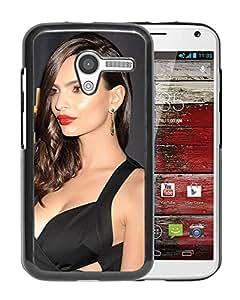 New Custom Designed Cover Case For Motorola Moto X With Emily Ratajkowski Girl Mobile Wallpaper(54).jpg