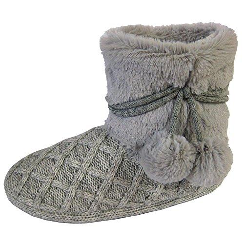 Coolers - Zapatillas Bajas Mujer Gris