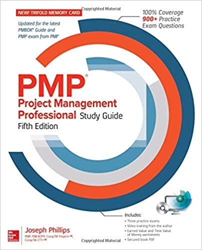 Amazon Pmp Project Management Professional Study Guide Fifth
