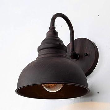 A Mur amp;zmyou Extérieur Lampe E27 De Américain Étanche OwPuZTXlki