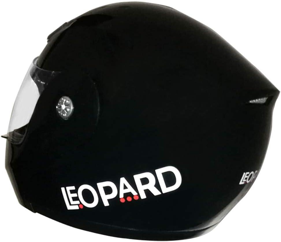 XS-XXL Leopard LEO-717 Klapphelm Integralhelm Motorradhelm Damen und Herren ECE Genehmigt