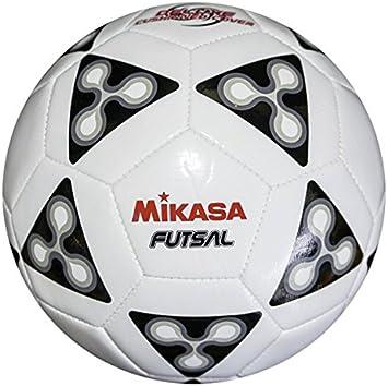 Amazon.com: Mikasa America – Balón de fútbol sala Low Bounce ...