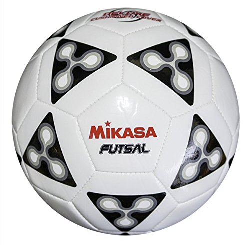 Mikasa America Futsal Ball Low Bounce Soccer Ball-Size 4 USA Black Red Avail New