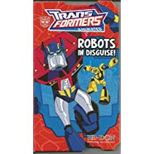 Transformers Animated Robots in Disguise