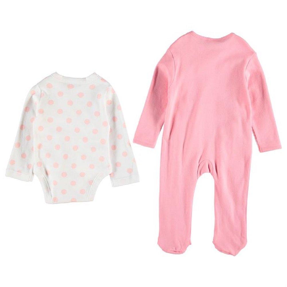 7edfa919c Hello Kitty - Pijamas Enteros - para bebé niña Rosa Rosa 18-24 Meses:  Amazon.es: Ropa y accesorios