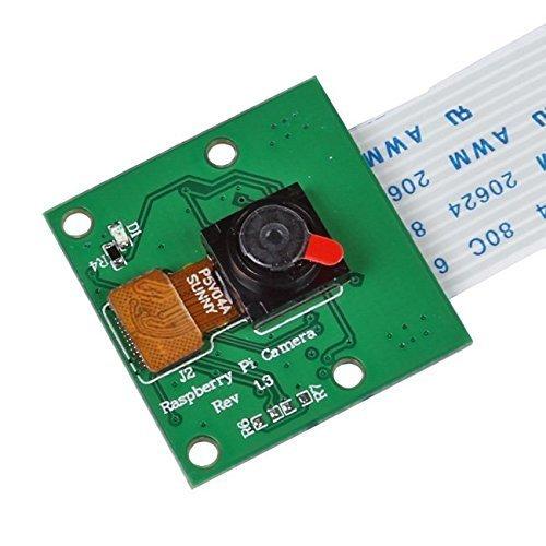 SainSmart Camera Module Board 5MP Webcam Video 1080p 720p for Raspberry Pi 3 Model B Pi 2