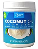 Quest Nutrition Coconut Oil Powder, 20 Ounce