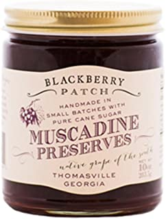 product image for Muscadine Preserves, Blackberry Patch All Natural Preserves replaces Jam and Jelly 10 oz Jar